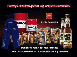 ENEOS revine cu oferta răcoroasă a verii!