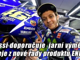 Dejte svému motocyklu to nejlepší!