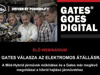 Gates webinárium