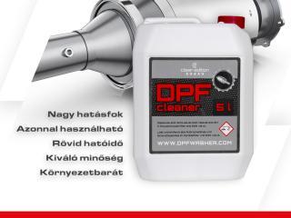Clear Edition DPF tisztító