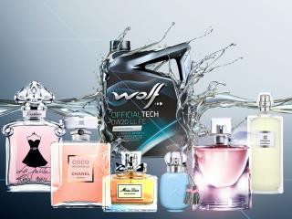 Wolf parfüm akció!