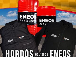 ENEOS vásárlásért dzseki, mellény