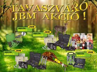 Tavaszváró JBM akció