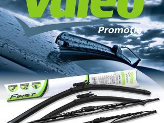 Promoţie – Ştergător de parbriz Valeo